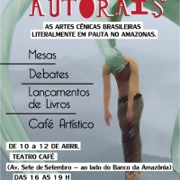 Projeto Cênicas Autorais 2013