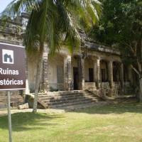 As ruínas históricas de Paricatuba receberão iluminação cênica