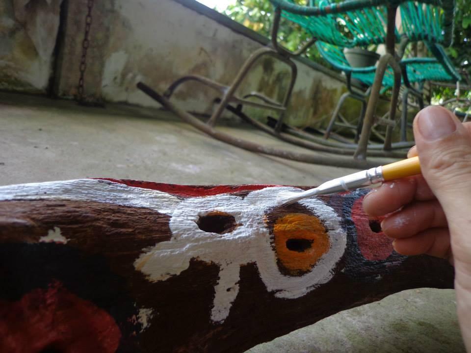 """Exposição """"Do mato nascem as coisas"""" da artista Priscila Pinto"""