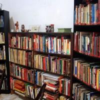 """Casarão de Ideias lança a campanha de doação de livros de artes """"Doar é compartilhar conhecimento"""""""