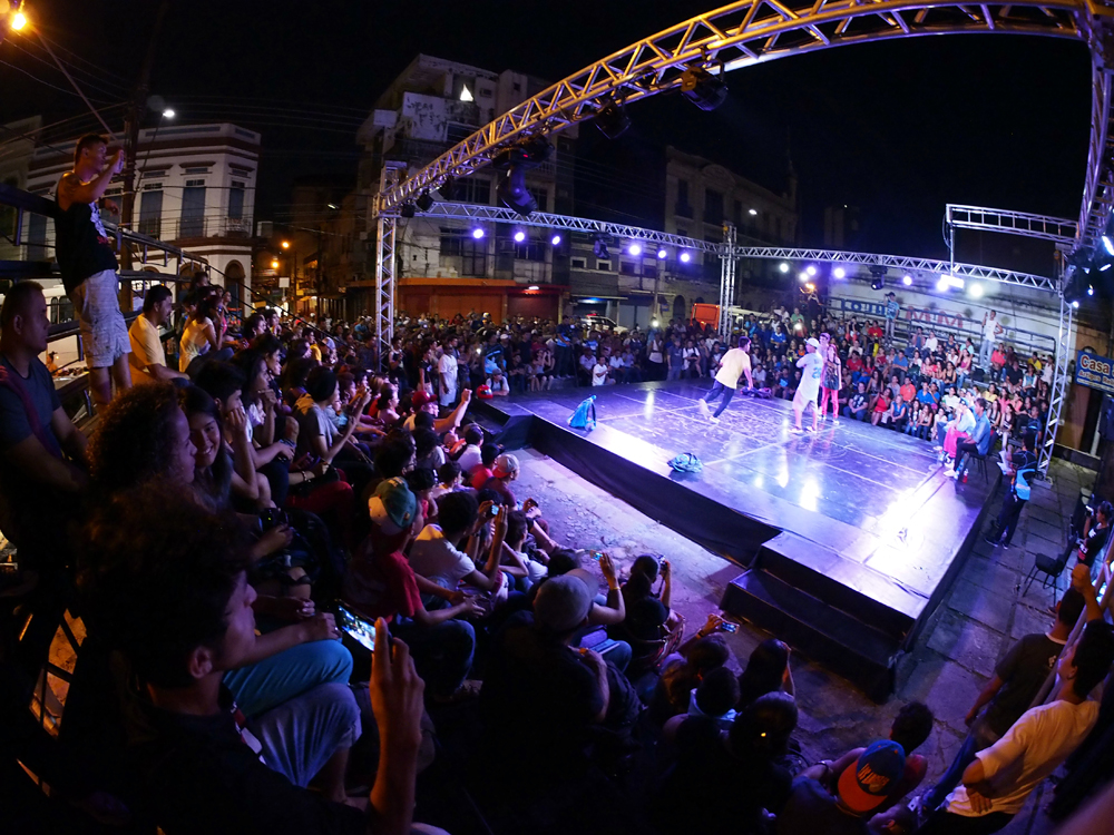 Batalhas de B-Boys , Festival Mova-se 2014