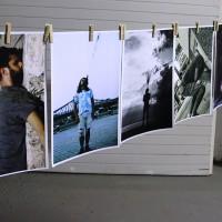 """Fita adesiva é base de investigação artística em Dança Contemporânea e Artes Visuais na performance """"Fita/Corpo"""", de Francisco Rider"""