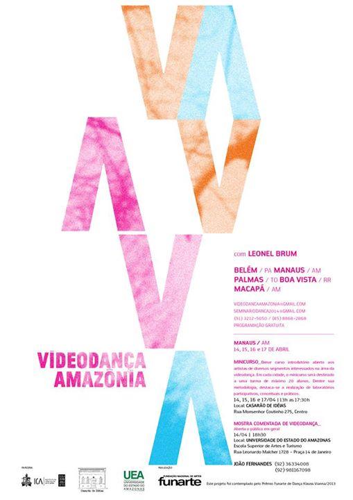 Vídeodança Amazônia
