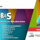 Quebras – Oficina de criação literária com o escritor Marcelino Freire
