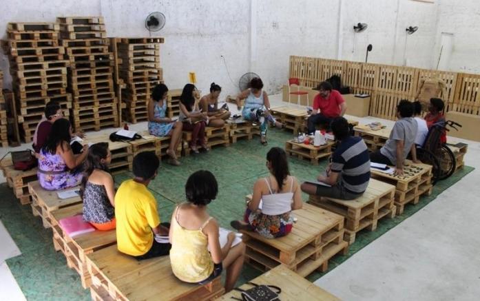 Com uma programação que inclui oficina e recital de encerramento, o 'Quebras' seguirá de Manaus para as cidades de Maceió, Cuiabá, Porto Velho e Rio Branco. Foto: Divulgação