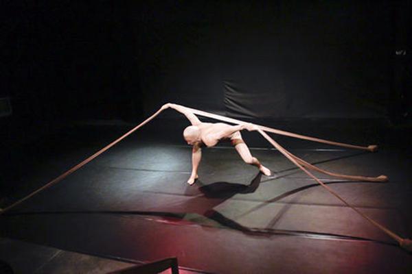 """O espetáculo """"Liberdade Vigiada"""", da Entrecorpus Companhia de Dança, foi um dos trabalhos selecionados para a sexta edição do festival (Divulgação/Reprodução )"""