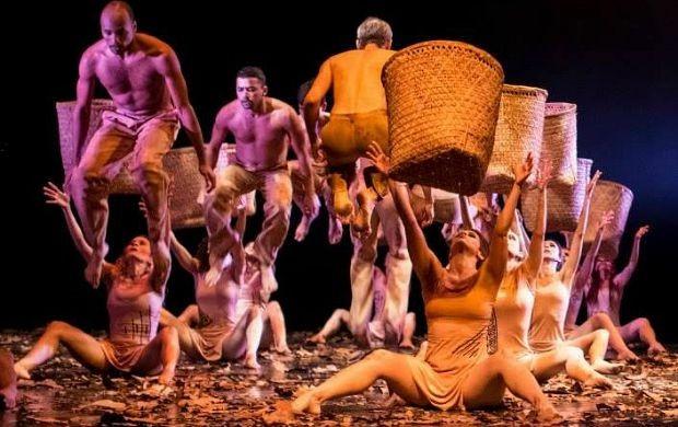 Corpo de Dança do Amazonas se apresenta em Porto Velho (Foto: Divulgação)