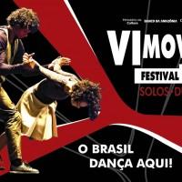 Programação Completa do VI Festival de Dança Mova-se