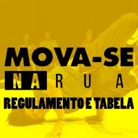 2º Batalha Mova-Se Na Rua – 2015 – Disputa de BBoys 2 vs 2 – Regulamento e Tabela de Chaves