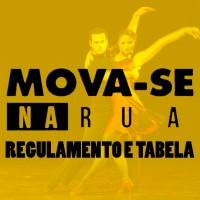 1º Batalha Mova-Se Na Rua – 2015 – Disputa de Dança de Salão – Regulamento e Tabela de Chaves