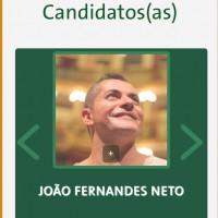 João Fernandes é eleito como representante da cadeira de Dança no CNPC