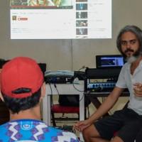 Manauscult, Funarte e Casarão de Ideias encerram duas oficinas de vídeo e trilha sonora para cena