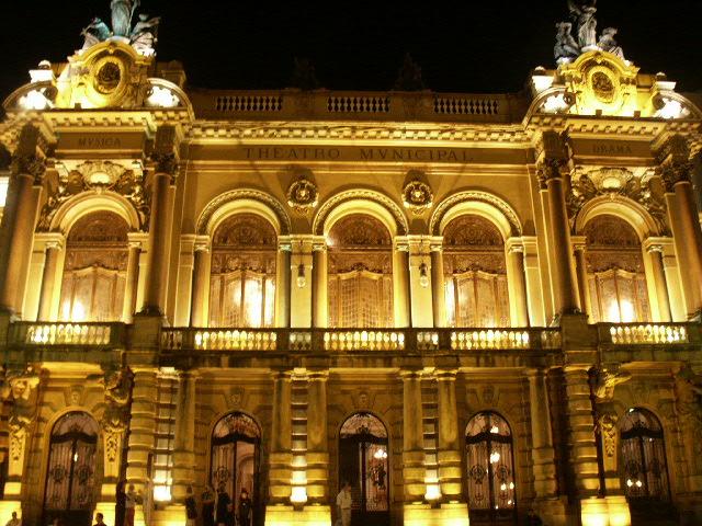Teatros de Sao Paulo ja tem isenção de IPTU