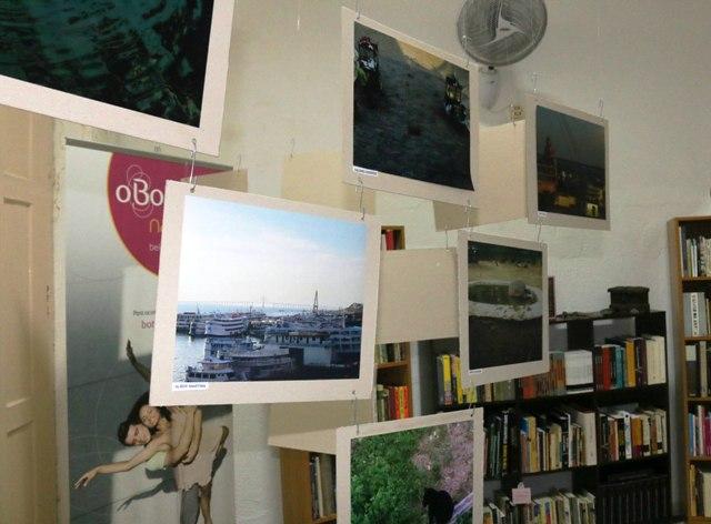 Exposição fotográfica 'Olhares Curiosos' reúne imagens de Manaus no Casarão de Ideias