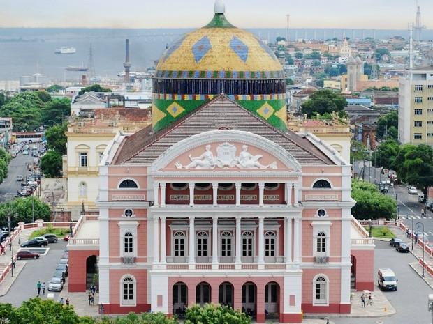 Teatro completa 120 anos em 31 de dezembro de 2016