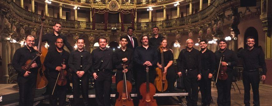 Orquestra Barroca inicia concertos didáticos na Academia Amazonense de Letras