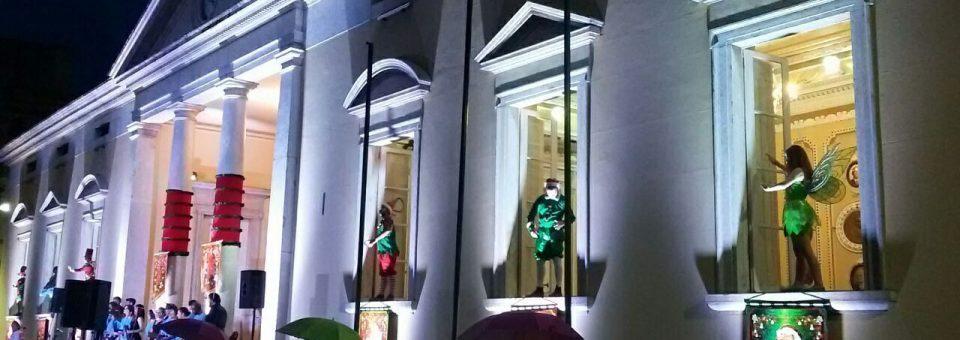 """""""Natal no Paço"""" tem atrações diferenciadas para o público em Manaus"""
