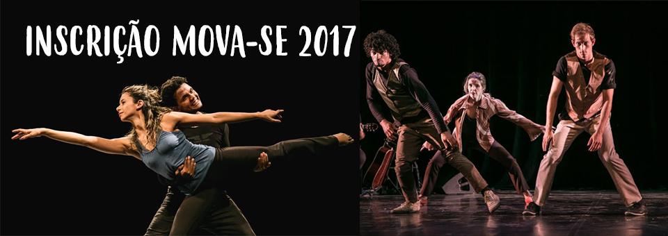 Inscrições para o VIII Festival Mova-se: Solos, Duos e Trios