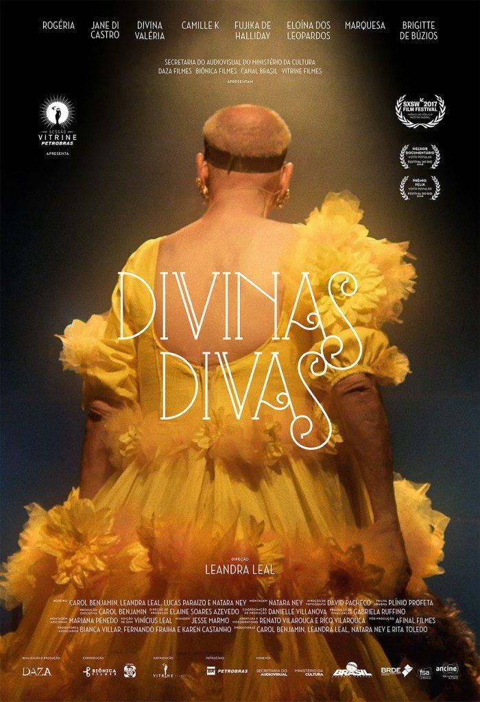 Cine Casarão - Divinas Divas