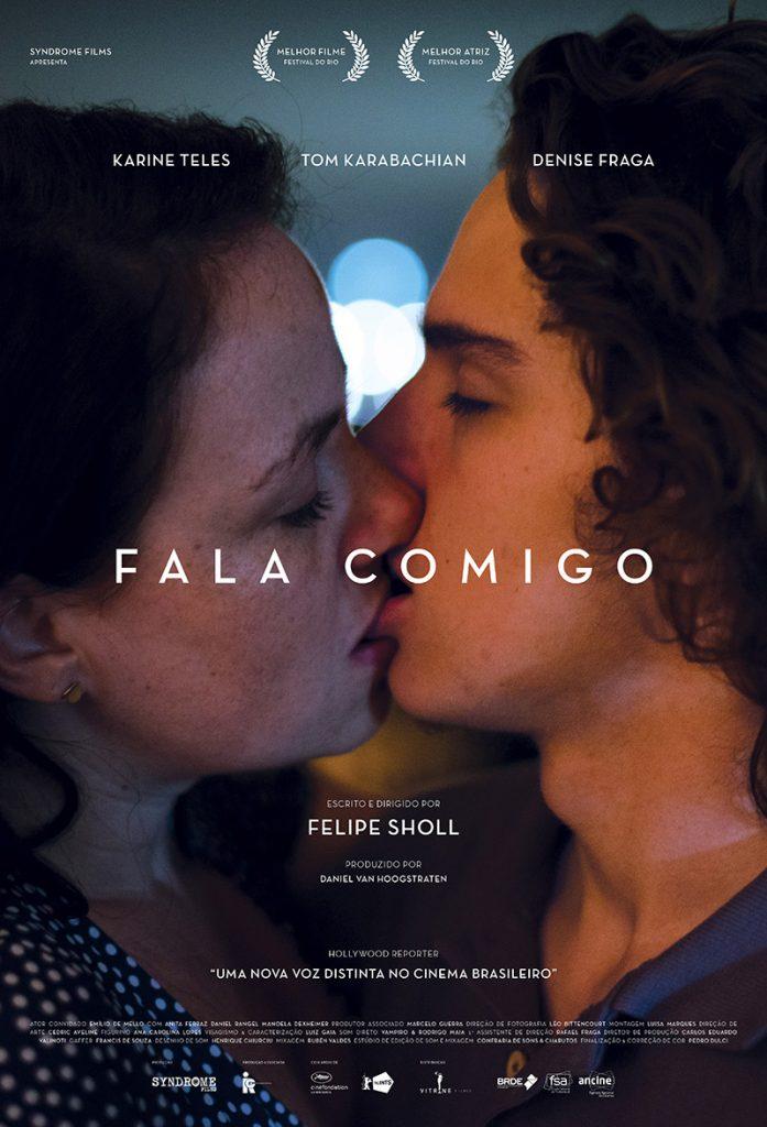 Cine Casarão - Fala Comigo