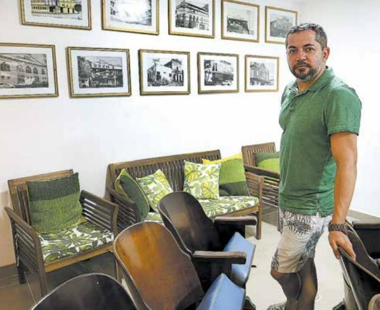Novidade: Cine Casarão terá sessão aos domingos / Divulgação