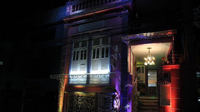 Cine Casarão é a sala de cinema que mais exibiu filmes brasileiros na Região Norte / Foto : Divulgação