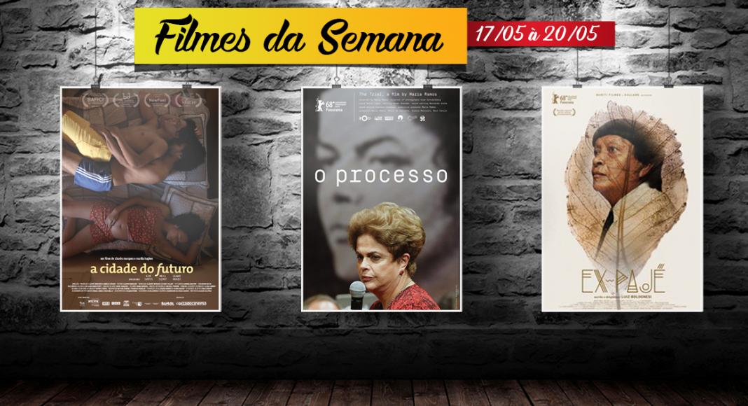 Cine Casarão – Filmes de 17 de maio à 20 de maio