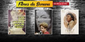 Cine Casarão – Filmes de 24 de maio à 27 de maio