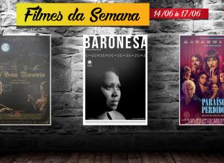 Cine Casarão – Filmes de 14 de junho à 17 de junho