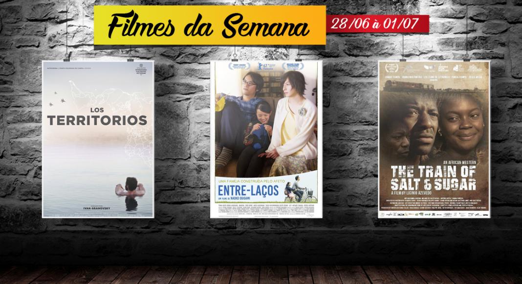 Cine Casarão – Filmes de 28 de junho à 01 de julho