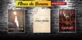 Cine Casarão - Filmes de 19 de julho à 22 de julho