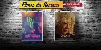Cine Casarão - Filmes de 02 de agosto à 05 de agosto