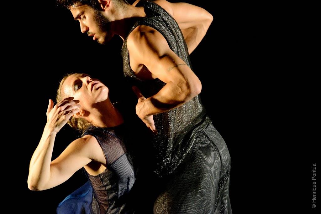 Romeu e Julieta Foto : Henrique Pontual