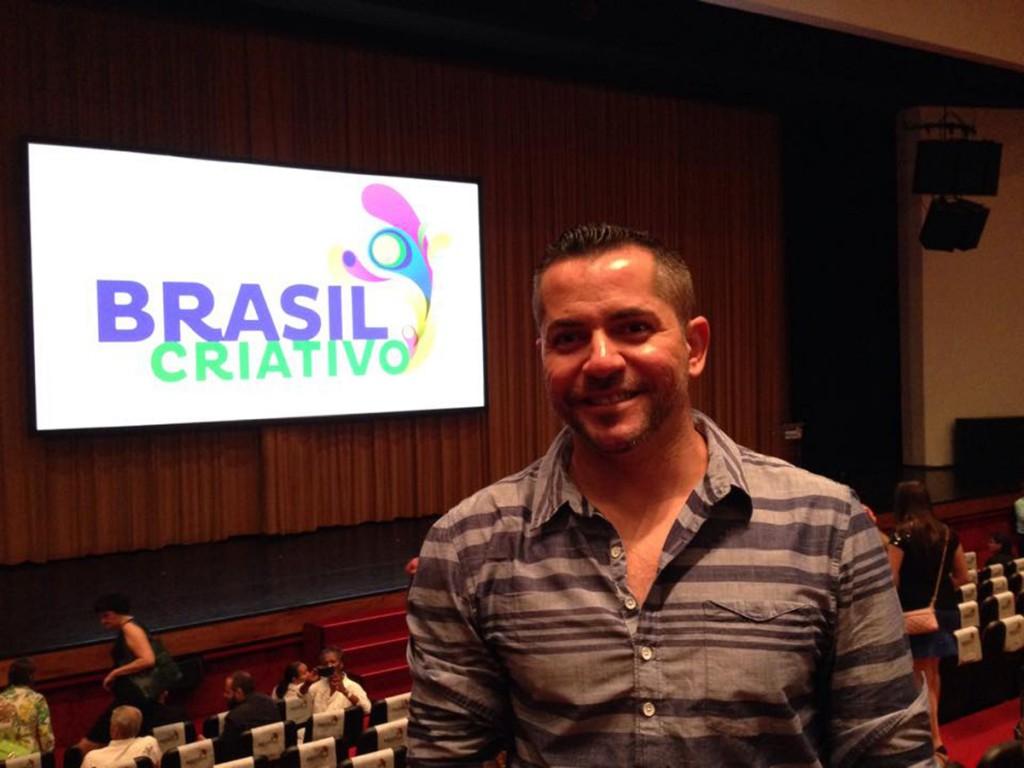 João Fernandes, diretor do Casarão de Idéias