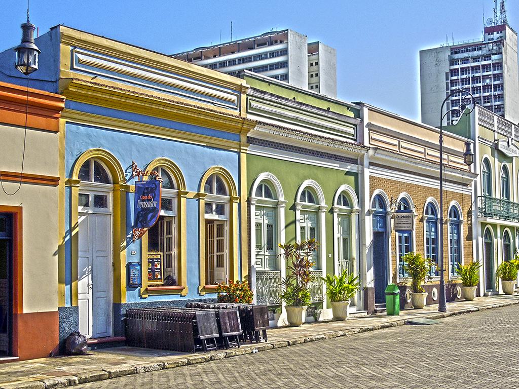 Centro Histórico de Manaus foto : Marcus Pessoa