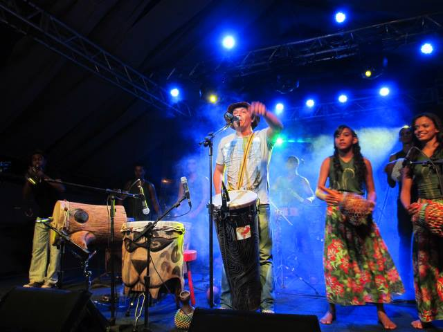 Tambores do Tocantins