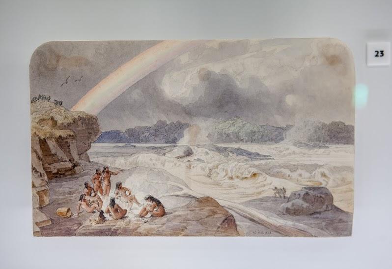 Produzido em 1870, o óleo sobre tela faz parte de um grupo de imagens que permaneceu praticamente desconhecido até os anos 1990, quando deixou de ser propriedade de uma coleção francesa. É uma prova de que ainda há muito do Brasil – ou da arte aqui realizada – a ser descoberto.