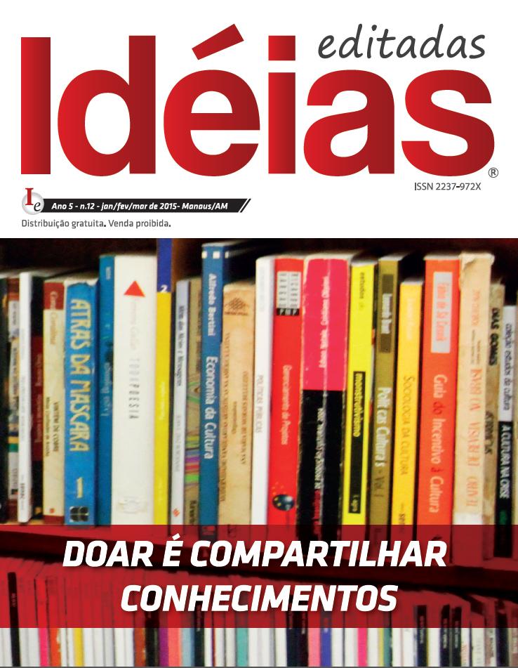 Idéias Editadas - Doar é Compartilhar Conhecimentos