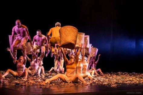 """O Corpo de Dança do Amazonas (CDA) apresentará o espetáculo """"A Sagração da Primavera"""" em Porto Velho (Bárbara Umbra/ Divulgação )"""
