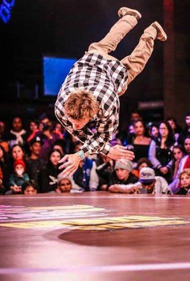 Bboy Ratin é uma das atrações (Foto: Divulgação)