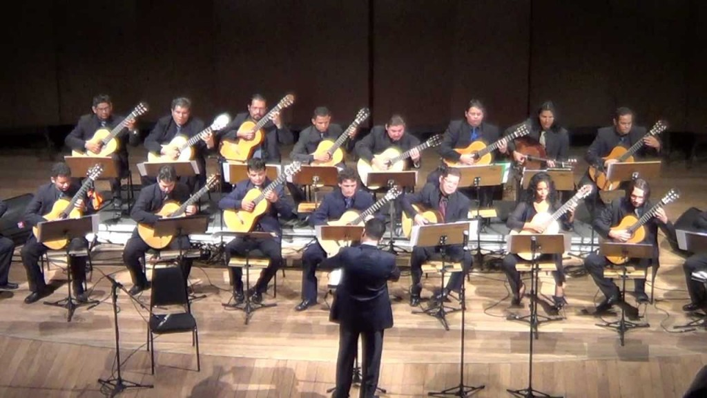 Orquestra de Violões do Amazonas