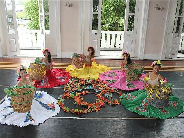 Balé Folclórico do Amazonas