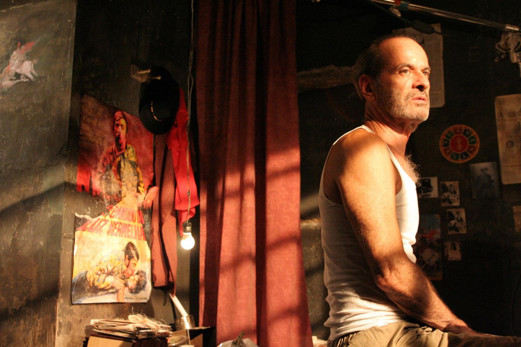 """Data da foto: 2010 Ney Matogrosso no filme """"Luz nas Trevas - A Volta do Bandido da Luz Vermelha"""", de Helena Ignez."""