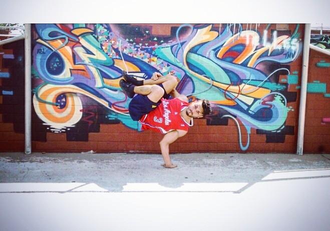 Nativos Crew, Breakdance no Mova-se