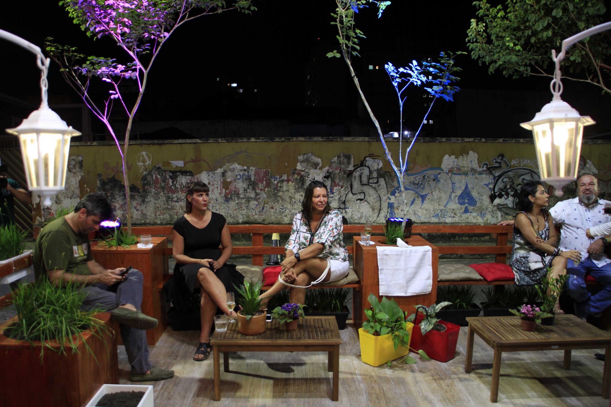 Manaus ganha seu primeiro Deque Verde / Foto : Divulgação