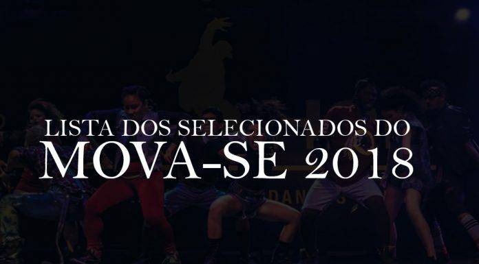 Confira o Resultado dos espetáculos selecionados no IX Mova-se Festival de Dança