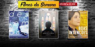 Cine Casarão - Filmes de 29 de agosto à 01 de setembro de 2019