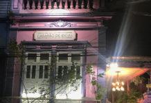 Casarão de Ideias - Cine Casarão