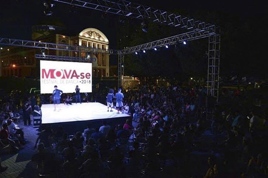Mova-se Festival de Dança