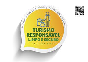 Turismo Responsável - Adotamos os protocolos oficiais para sua saúde e segurança